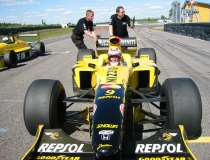 F1 Anderstorp 2004